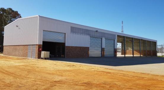 Serco Boksburg service facility
