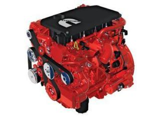 ISF Cummins engines for light commercial vehicles