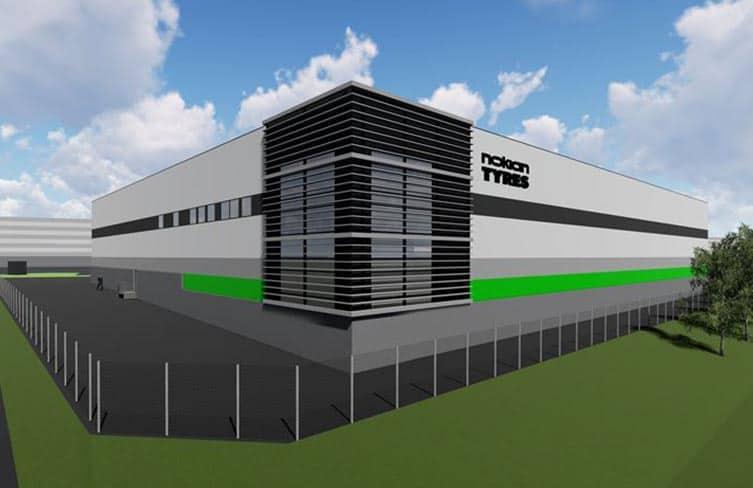 Nokian Tyres R&D Center FI