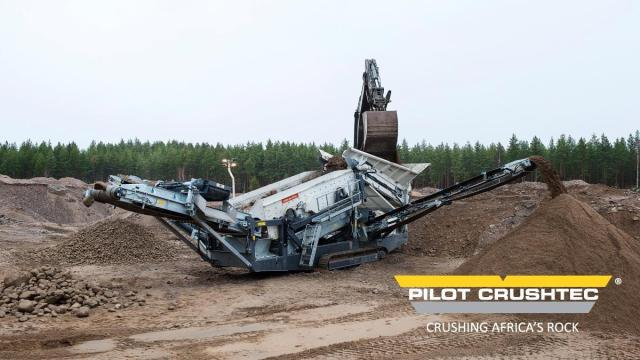 Pilot Crushtec and Metso crush it with landmark milestone