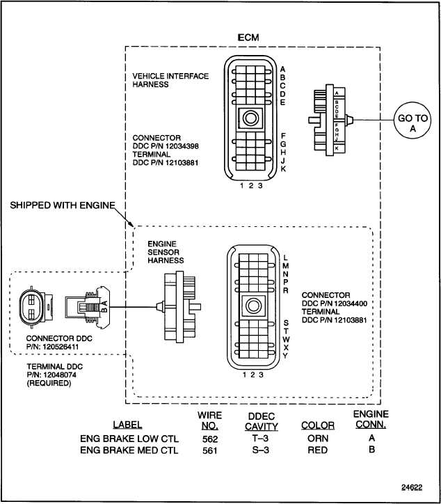 Detroit Diesel Series 60 Ecm Wiring Diagram - efcaviation.com