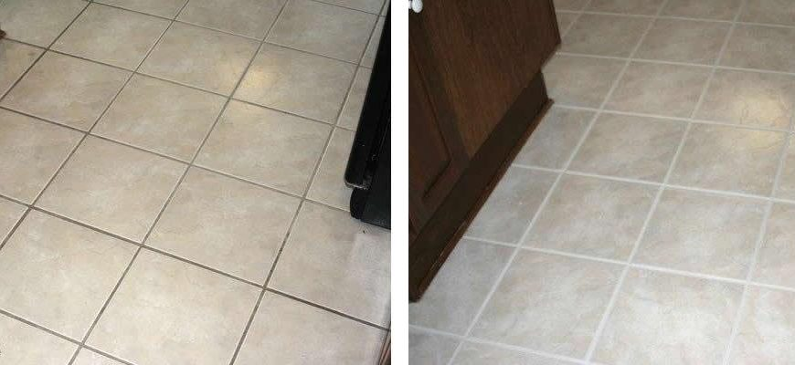 grout color sealing cape coral fort myers