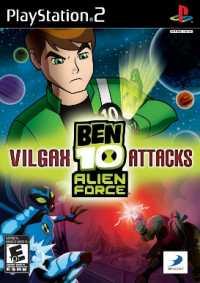 Trucos de Ben 10 Alien Force: Ataques Vilgax - Juegos PS2