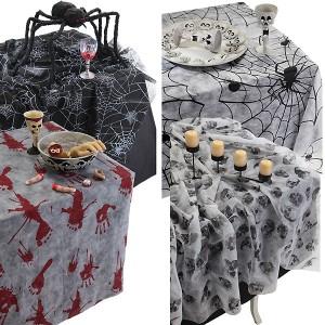 Manteles Halloween Creaciones Llopis de El Corte Inglés