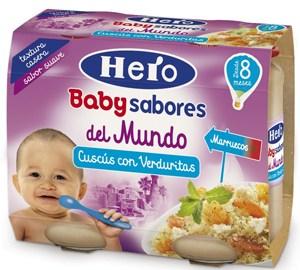 HOY PROBAMOS: HERO BABY SABORES DEL MUNDO  Foto de %title