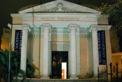 ÚLTIMA HORA!!! APUNTATE HOY A LA ACTIVIDAD PARA FAMILIAS DEL MUSEO DE ANTROPOLOGÍA DE MADRID  Foto de %title