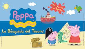 GANA 3 ENTRADAS PARA ESTRENO DEL EL NUEVO ESPECTÁCULO DE PEPPA PIG  Foto de %title