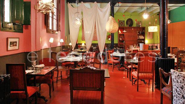 Feliz d a del padre restaurantes para comer con los - Restaurante semproniana barcelona ...