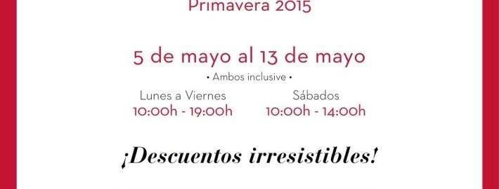 EL MERCADILLO DE ELISABETH ARDEN ABRE SUS PUERTAS DEL 5 AL 13 DE MAYO EN MADRID  Foto de %title