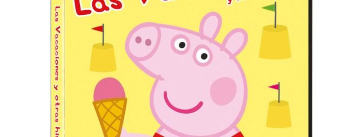PEPPA PIG SE VA DE VACACIONES EN UN NUEVO DVD  Foto de %title