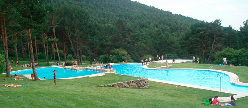 piscinas cercedilla
