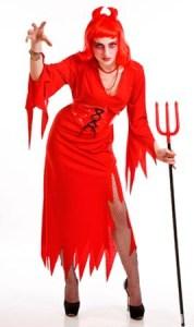 Disfraz de Diablesa Hecate Mujer