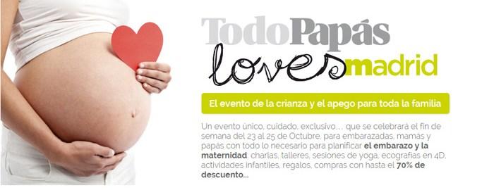 TODO PAPÁS LOVES MADRID, NUEVA EDICIÓN DEL 23 AL 25 DE OCTUBRE  Foto de %title