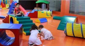balneario de mondariz area infantil