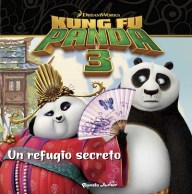 GANA UNA COLECCIÓN DE LIBROS DE KUNG FU PANDA 3  Foto de %title