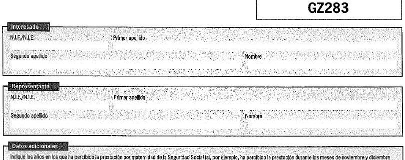 LA AGENCIA TRIBUTARIA INFORMA SOBRE COMO SE DEBE RECLAMAR LA PRESTACIÓN POR MATERNIDAD  Foto de %title