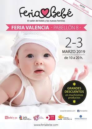 Acude gratis a la Feria del Bebé 2019 9e619a081354