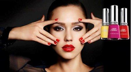 Escoger color de la laca de uñas