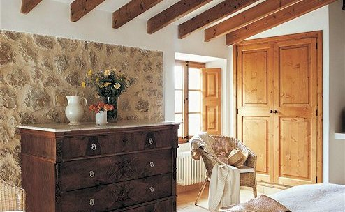 Cuidar muebles antiguos