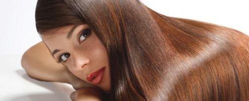 Suavizar el cabello