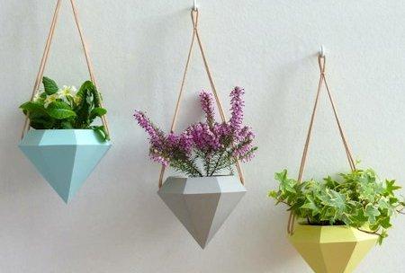 Riegos a plantas suspendidas