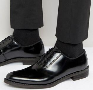 Zapatos con brillo