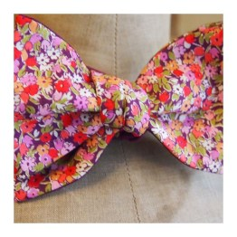 liberty-rose-fushia-noeud-papillon-a-nouer