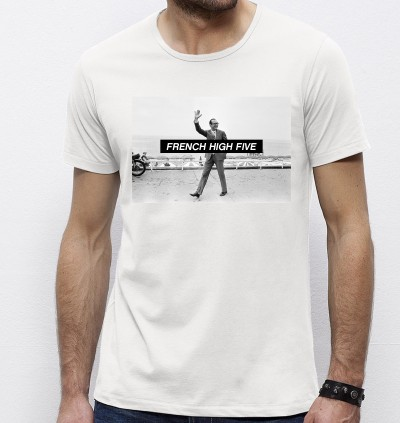 monsieur t-shirt Label