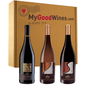 Remportez un coffret dégustation MY GOOD WINES