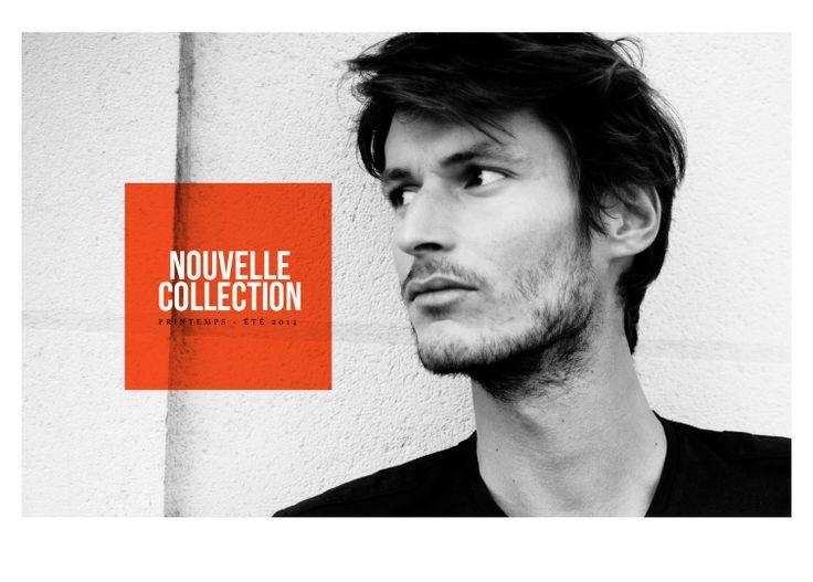 collection printemps-été 2014 IKKS men