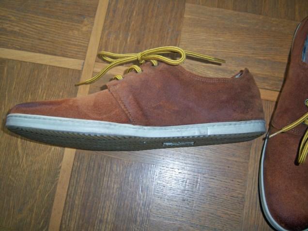 Gaby Vintage Rust