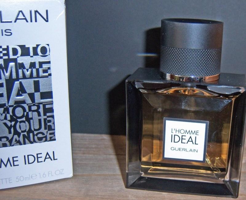 Lhomme Idéal Test Avis Du Nouveau Parfum Homme Guerlain