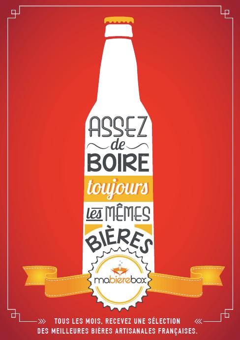 bières artisanales de MaBiereBox