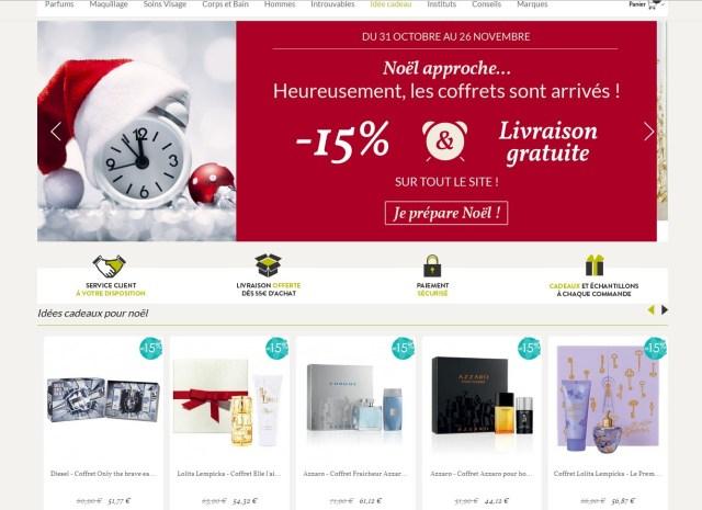 nouveau site Oïa-Parfums