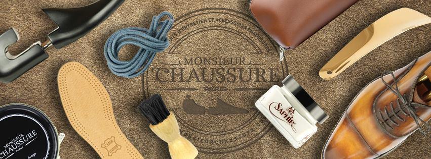 coffret cirage Monsieur Chaussure