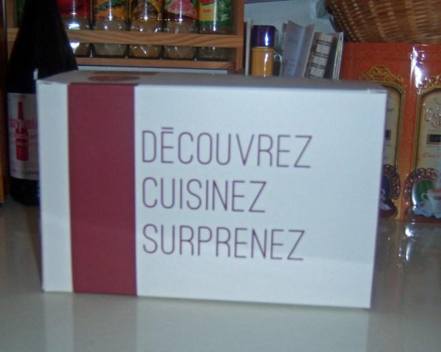 Découvrez la box de noel eat your box