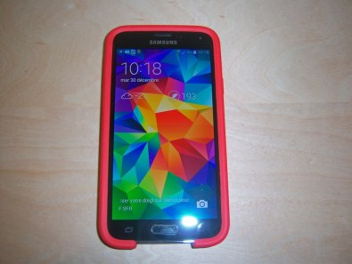 symmetry series samsung S5 Otter Box