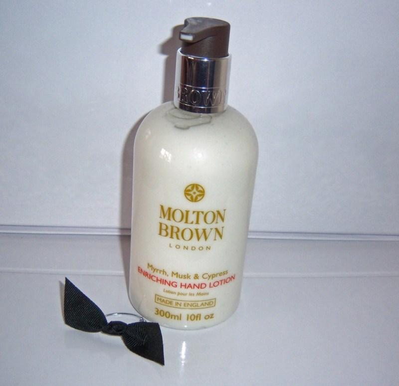 Lotion pour les mains Moltown Brown