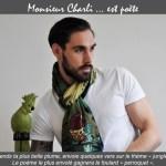 [Concours Inside #18] Gagnez un foulard Monsieur Charli (terminé)