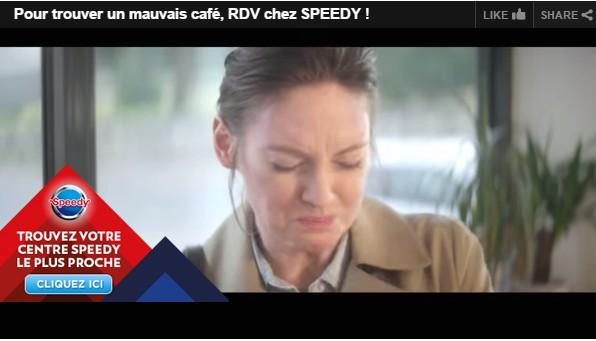 service client Speedy