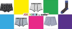 celio* & Joe Boxer