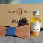 Barbe N Blues X Oncle Pape, une collaboration masculine de caractère !