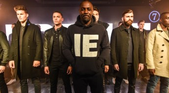 Idris Elba X Superdry