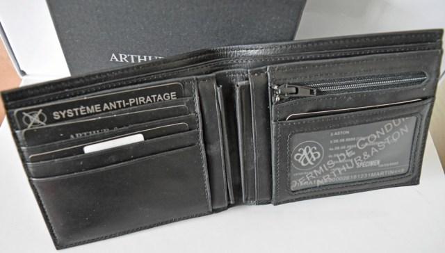 porte-cartes italien Arthur & Aston