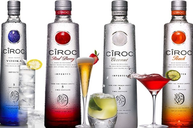 vodka Cïroc