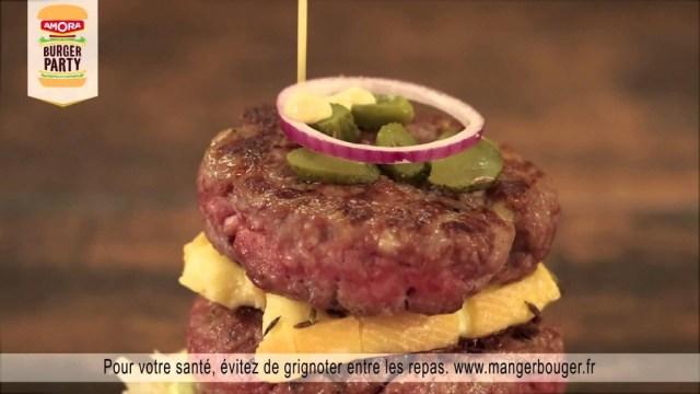 box burger Party Amora