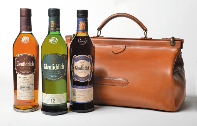 Glenfiddich Charles Gordon's bag