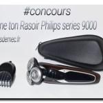 [Concours Inside] Un rasoir Philips Series 9000 à remporter (terminé)