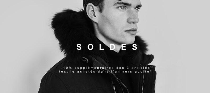 Soldes hiver 2016