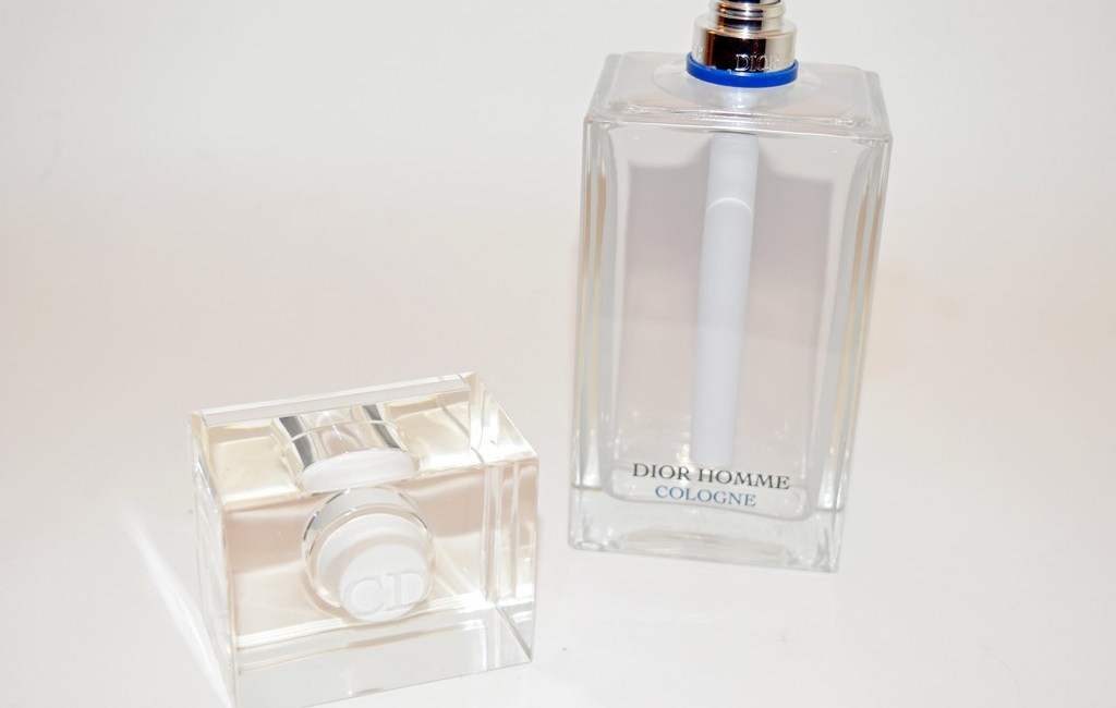 Dior Homme Cologne, un parfum raffiné et frais - test   avis 0e7320389bb3